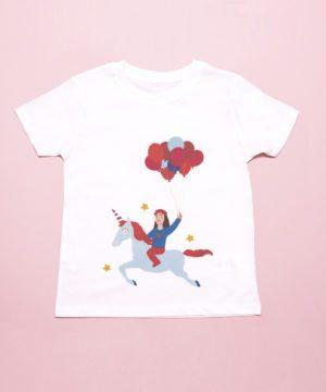 t-shirt- coton bio- imprimé en France- illustratrice française- encres bio-écoresponsable-mode éthique