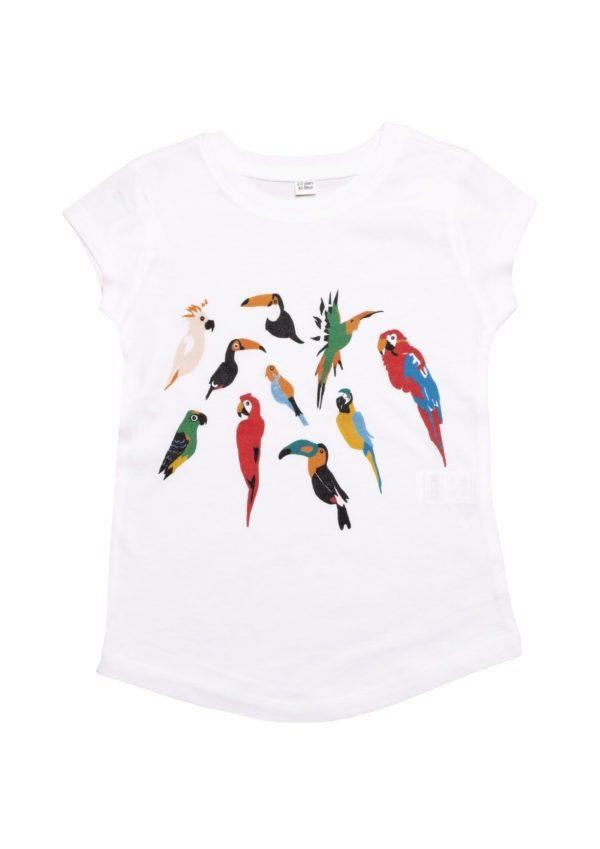 T-shirt coton bio Jungle Kids