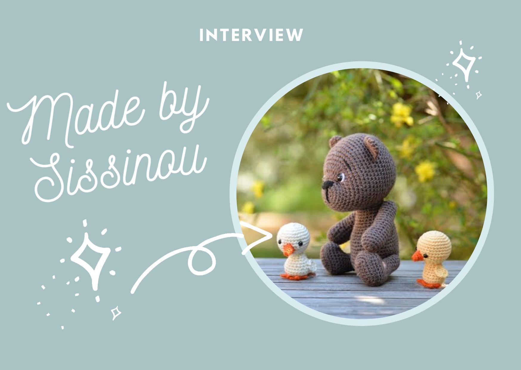 Interview créatrice crochet