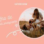 Photographe de famille interview
