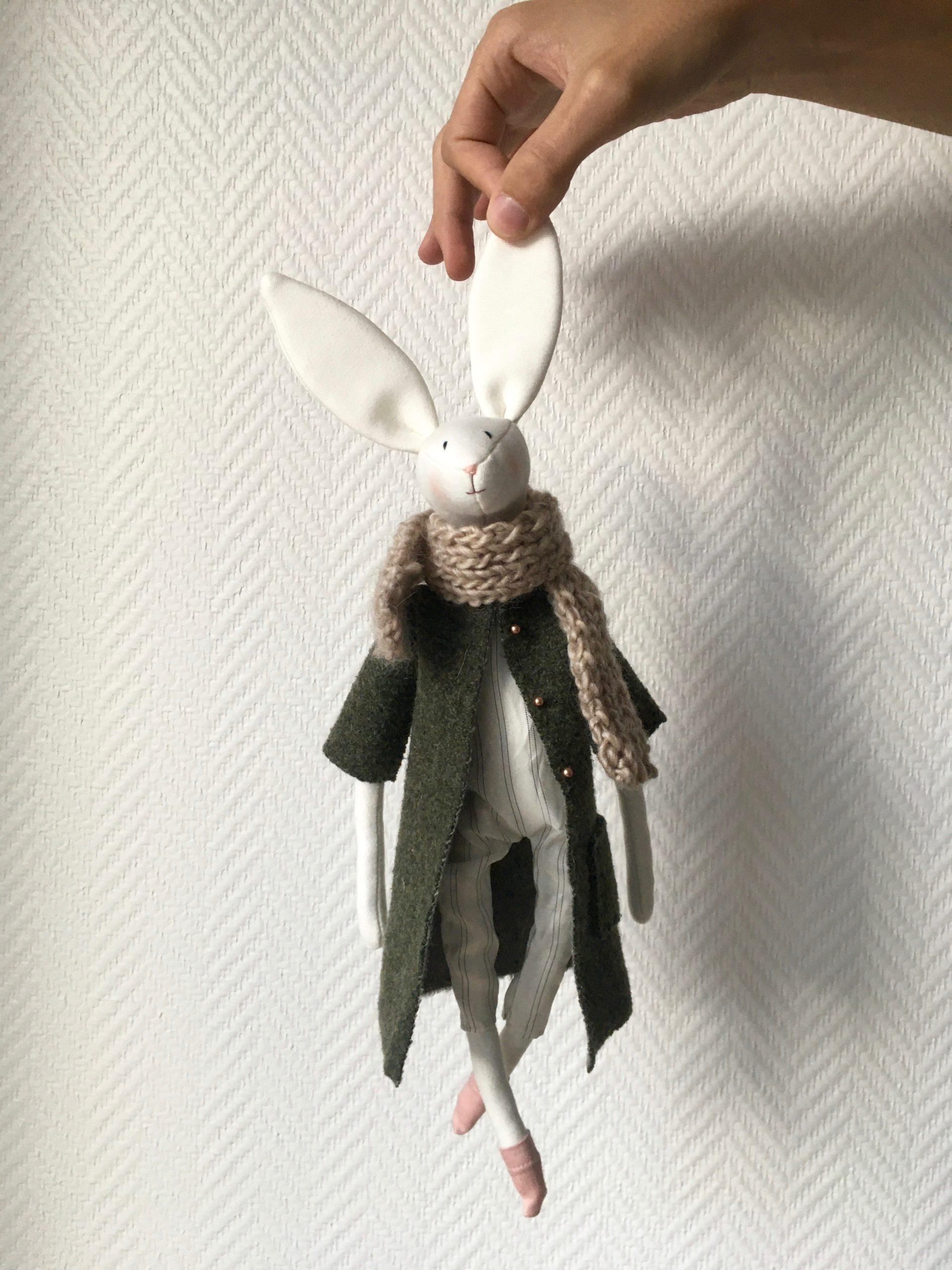 Peluches maisontschitschi , interview de sa créatrice dans son atelier parisien