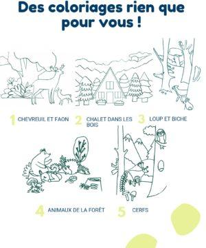 Coloriages à imprimer, loisirs créatifs, activités pour les enfants