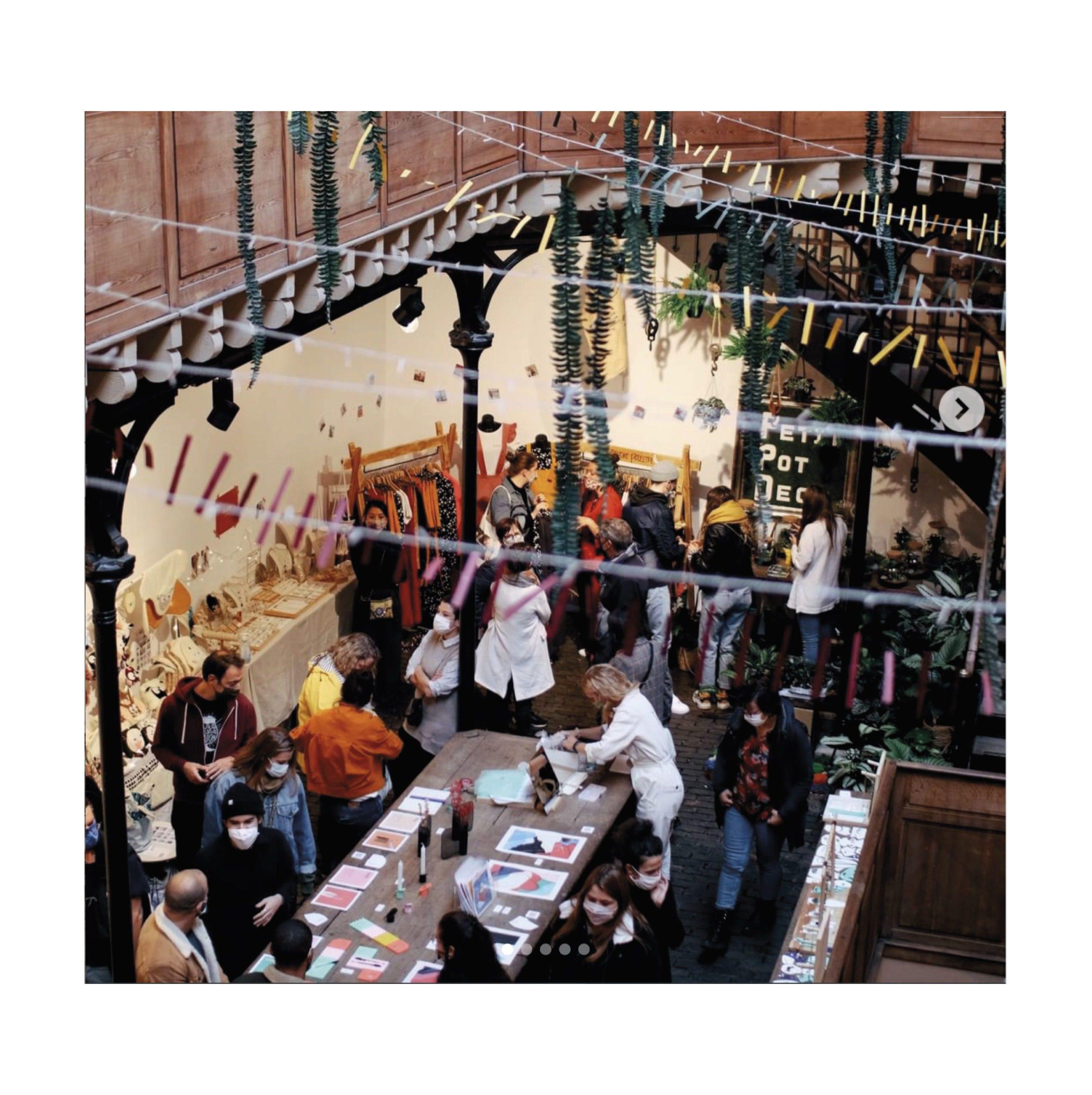 Salon Bande de créateurs Paris