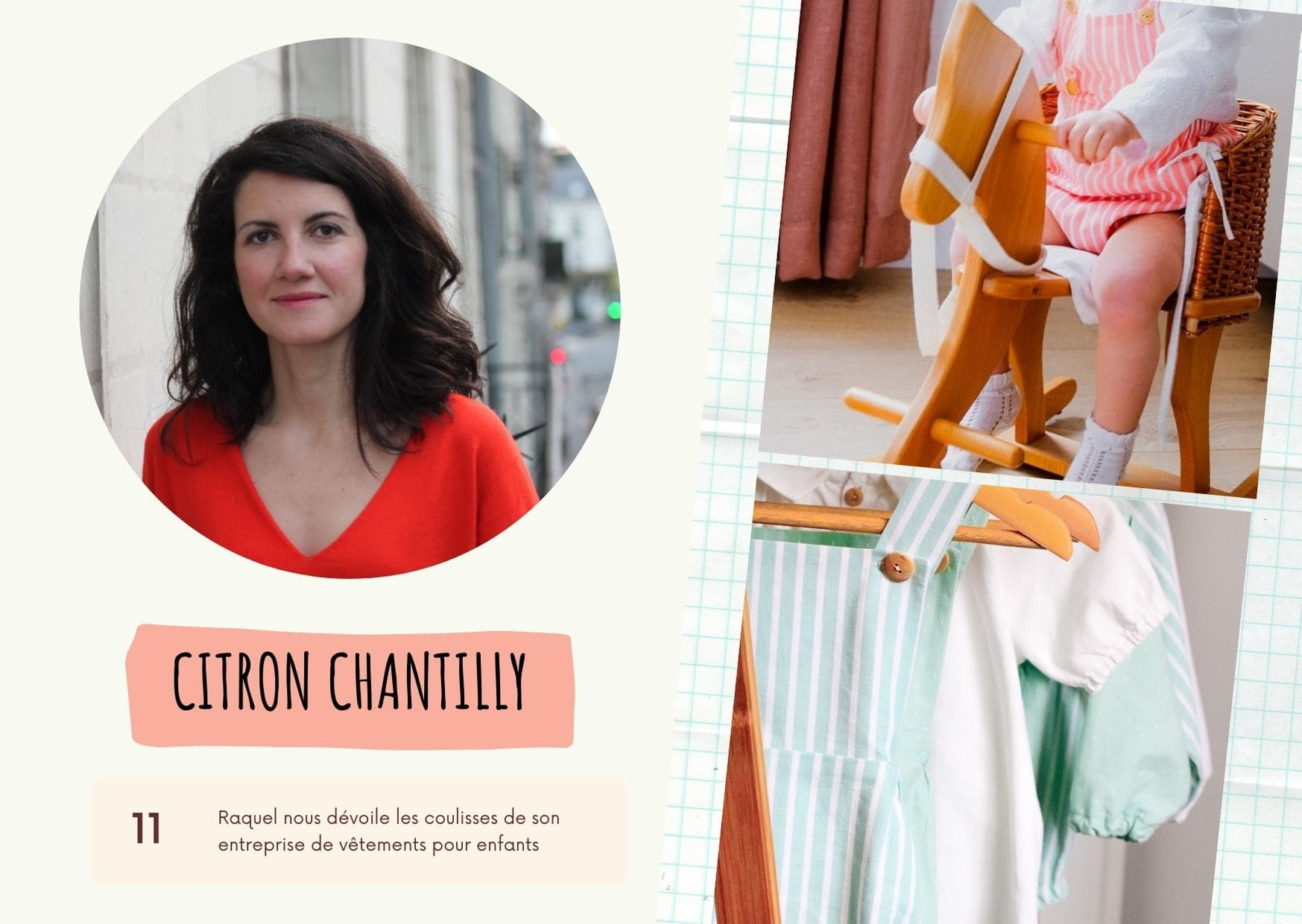 Interview Citron Chantilly