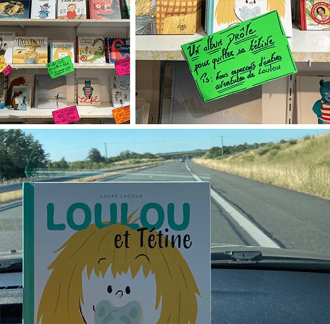 Loulou et Tetine, Laure Lacour